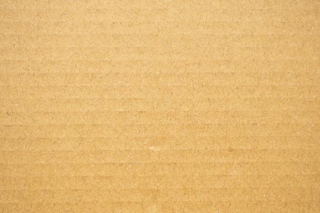 Streszczenie Tekstura Brązowy Papier Z Recyklingu Tektury Premium Zdjęcia