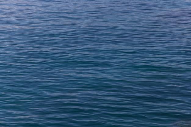 Streszczenie Tekstura Powierzchni Wody Niebieski Premium Zdjęcia