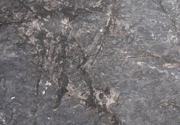 Streszczenie tło i tekstury ciemny szary kamień Premium Zdjęcia
