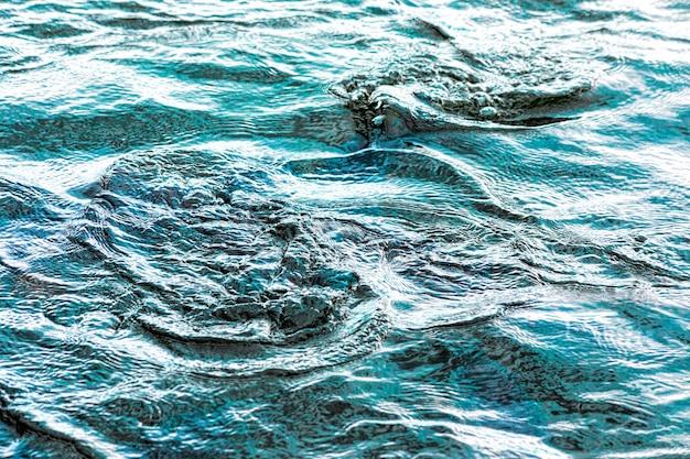 Streszczenie Tło Mistyczne Ponury Woda Premium Zdjęcia