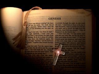 Strona Biblii Geneza Darmowe Zdjęcia