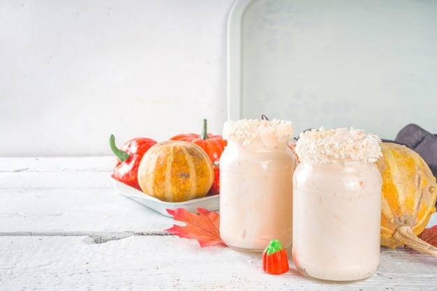Strzelanki Pumpkin Pie Premium Zdjęcia