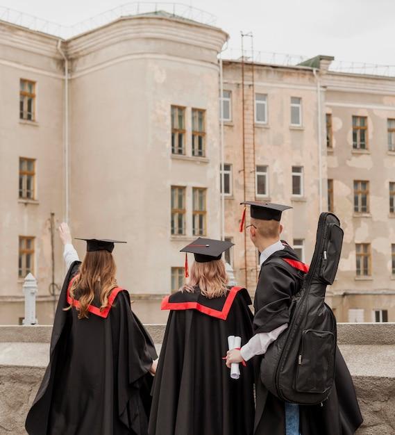 Studenci Ukończyli Studia Darmowe Zdjęcia
