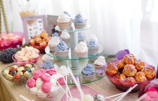 Sweet Candy Bar Premium Zdjęcia