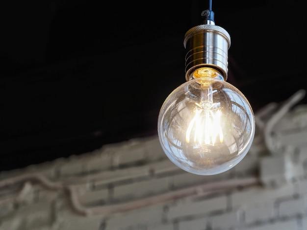 Światła Lamp. ścieśniać. Premium Zdjęcia