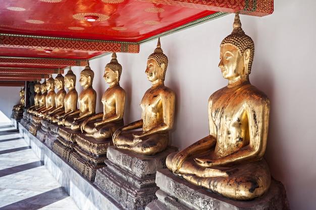 Świątynia Wat Pho Premium Zdjęcia