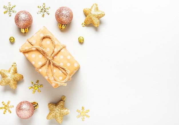 Święta Bożego Narodzenia Tło Premium Zdjęcia
