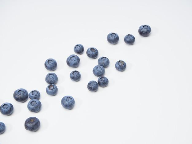 Świeża Jagoda, Koncepcje Zdrowej żywności Premium Zdjęcia