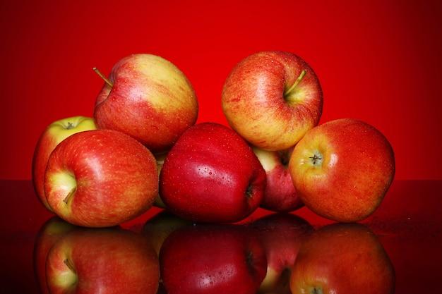 Świeże I Smaczne Jabłka Darmowe Zdjęcia