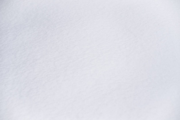 Świeży Biały śnieg Naturalne Tło Lub Tekstura Premium Zdjęcia