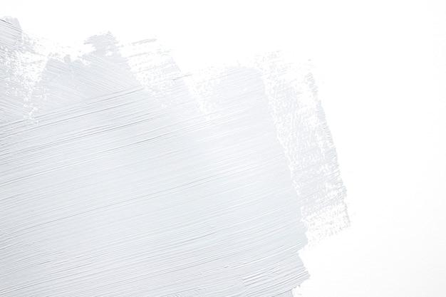 Szary Pociągnięcie Pędzla Na ścianie Premium Zdjęcia
