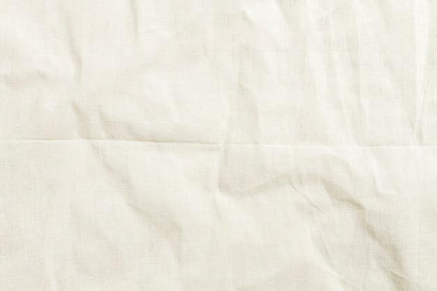 Szczegółowa Tekstura Biała Tkanina W Kolorze Darmowe Zdjęcia