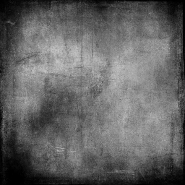 Szczegółowe Tło Grunge W Odcieniach Szarości I Czerni Darmowe Zdjęcia