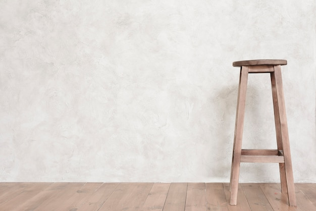 Szczegółowo minimalistyczny stołek barowy Darmowe Zdjęcia