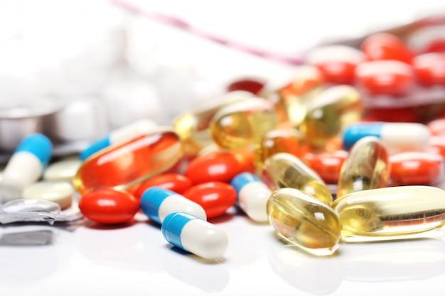 Tabletki Na Biało Darmowe Zdjęcia