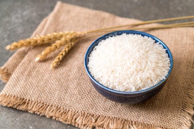 Tajski Ryż Jaśminowy Premium Zdjęcia