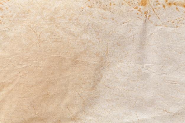 Tekstura beżowy stary papier Premium Zdjęcia