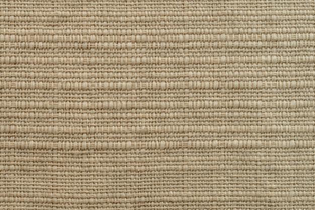 Tekstura Brown Tkaniny Tło Premium Zdjęcia