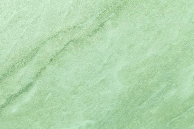 Tekstura Jasnozielonego Marmuru Z Oliwkowymi Liniami Premium Zdjęcia