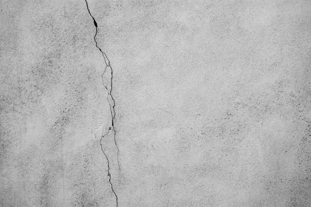 Tekstura Pęknięcia Cementu ściana - Tło Premium Zdjęcia