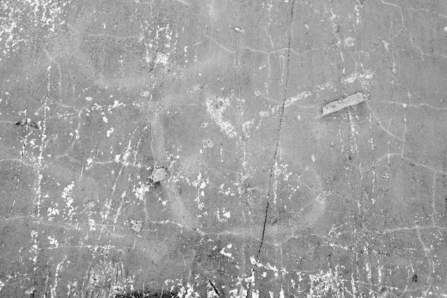 Tekstura, ściana, Betonowy Tło. Fragment ściany Z Zadrapaniami I Pęknięciami Premium Zdjęcia