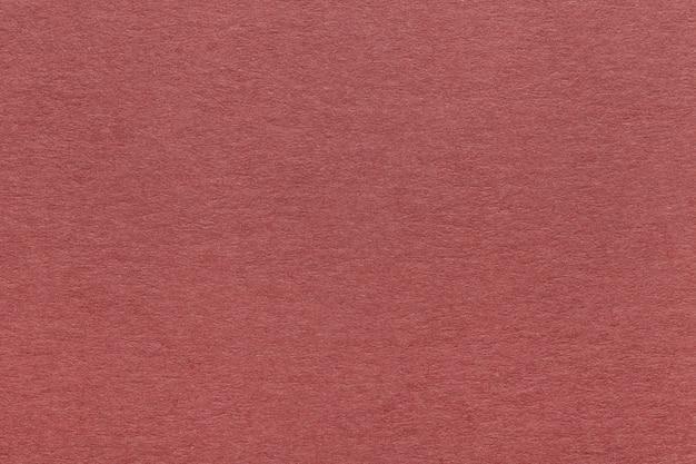 Tekstura stary zmrok - czerwony papierowy tło Premium Zdjęcia