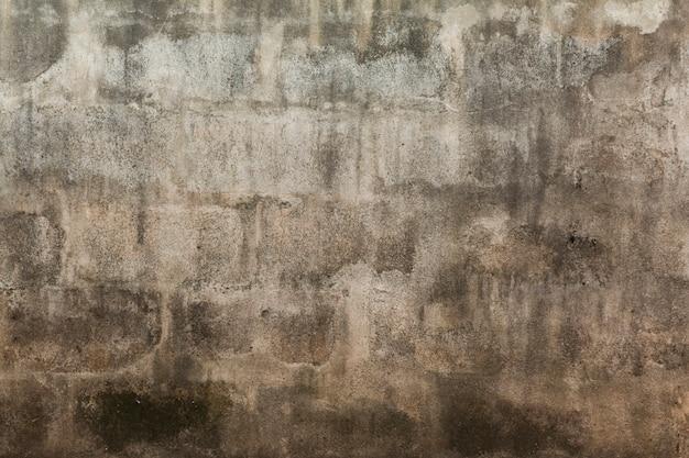 Tekstury starej betonowej ściany na tle Premium Zdjęcia