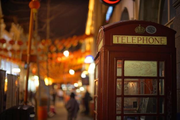 Telefon W Londynie Darmowe Zdjęcia
