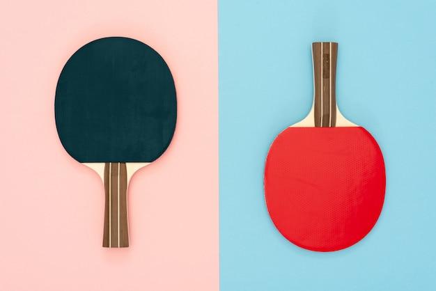 Tenis stołowy Premium Zdjęcia