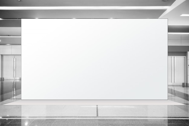 Tkanina pop up jednostka podstawowa reklama banerowa Premium Zdjęcia