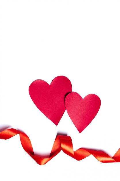 Tło Walentynki Premium Zdjęcia