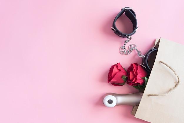 Torba Na Seks Na Wyjątkowy Dzień Premium Zdjęcia