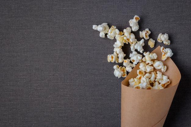 Torba z popcornem Premium Zdjęcia