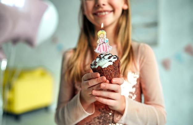 Tort Urodzinowy Premium Zdjęcia