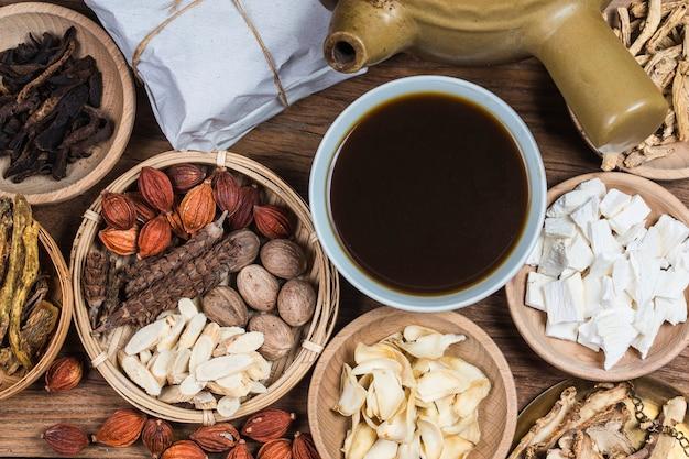 Tradycyjna Chińska Medycyna Premium Zdjęcia