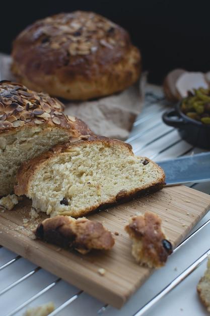 Tradycyjny Czeski Wielkanocny Ciasto Mazanec Darmowe Zdjęcia