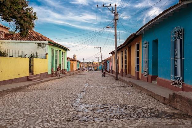 Trinidad, Kuba Premium Zdjęcia