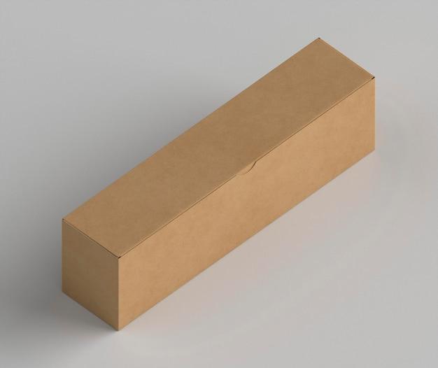 Trójwymiarowy Karton Pod Wysokim Kątem Darmowe Zdjęcia