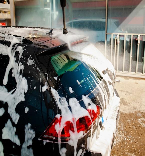 Trzymaj samochód w sprayu Darmowe Zdjęcia