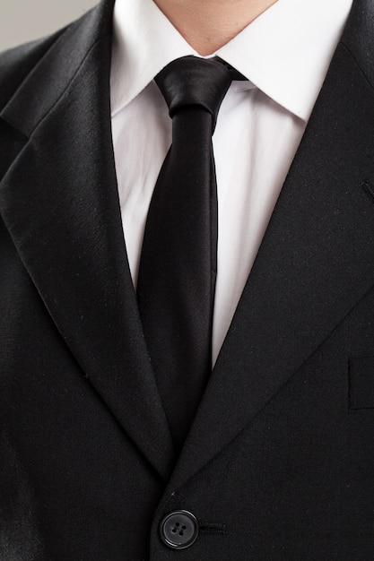 Tułów biznesmena w kolorze Darmowe Zdjęcia