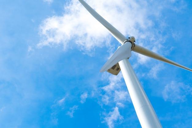 Turbina Wiatrowa Do Wytwarzania Energii Elektrycznej Premium Zdjęcia