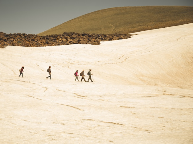 Turystów Na Górze Darmowe Zdjęcia