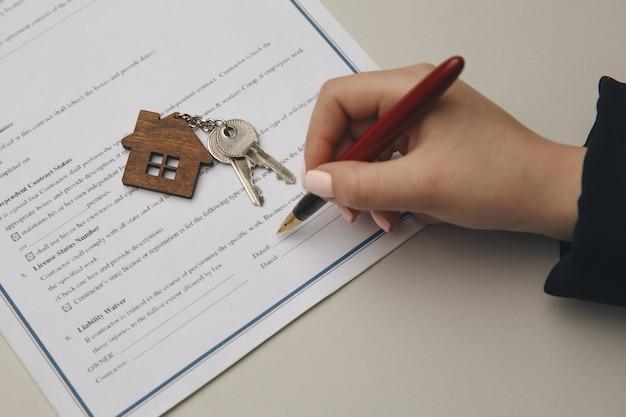 Ubezpieczenie Domu, Pojęcie Prawa I Sprawiedliwości. Premium Zdjęcia
