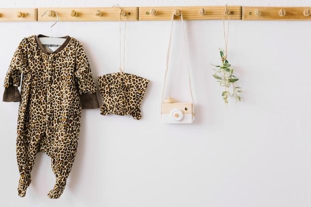 Ubrania Dla Dzieci I Aparat Zabawkowy Darmowe Zdjęcia