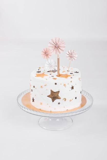 Urodziny 1 rok cake smash decor Premium Zdjęcia