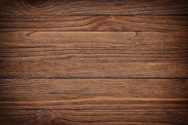 Vintage Drewniane Tła Lub Tekstury Wykonane Ze Starych Desek Premium Zdjęcia
