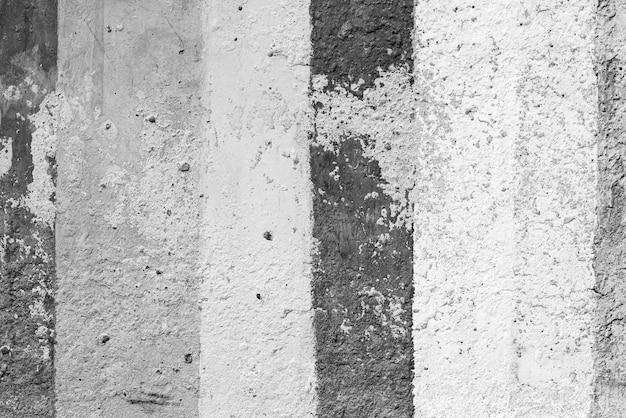 Vintage Lub Grunge Czarno-białe Tło Z Naturalnego Cementu Lub Kamienia Stary Tekstura Jako ściana W Paski Wzór Retro. Stary, Konstrukcja. Premium Zdjęcia