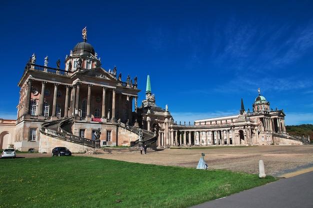 Vintage Pałac Poczdamski, Berlin, Niemcy Premium Zdjęcia