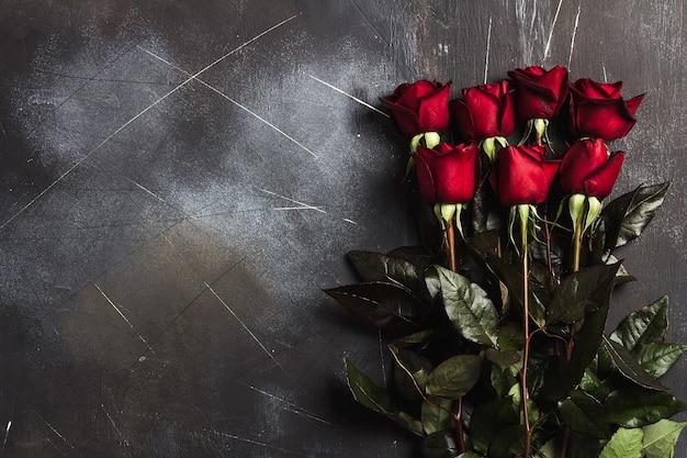 Walentynki dzień matki kobiet czerwony róża prezent niespodzianka Darmowe Zdjęcia