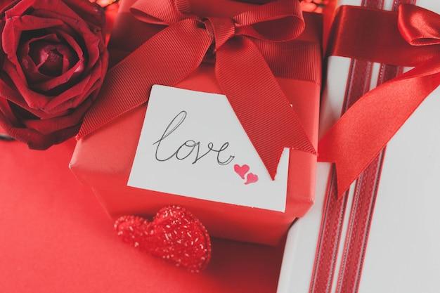 Walentynki Prezenty I Róże Darmowe Zdjęcia